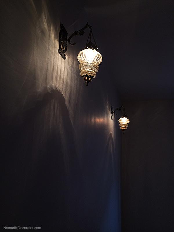 Master Bedroom Sconces