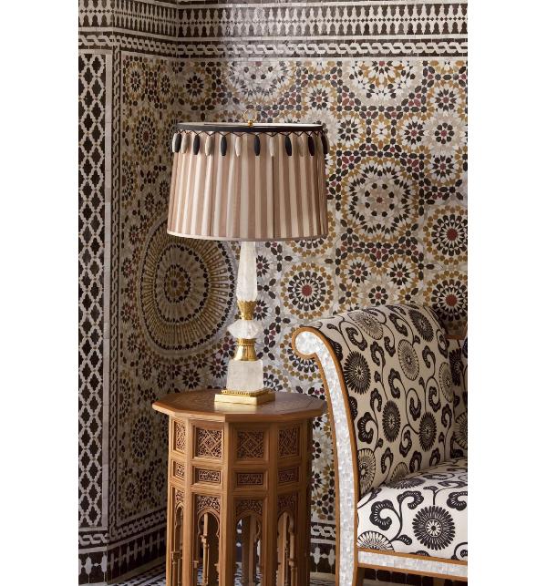 Royal Mansour Moroccan Tile Pattern Play