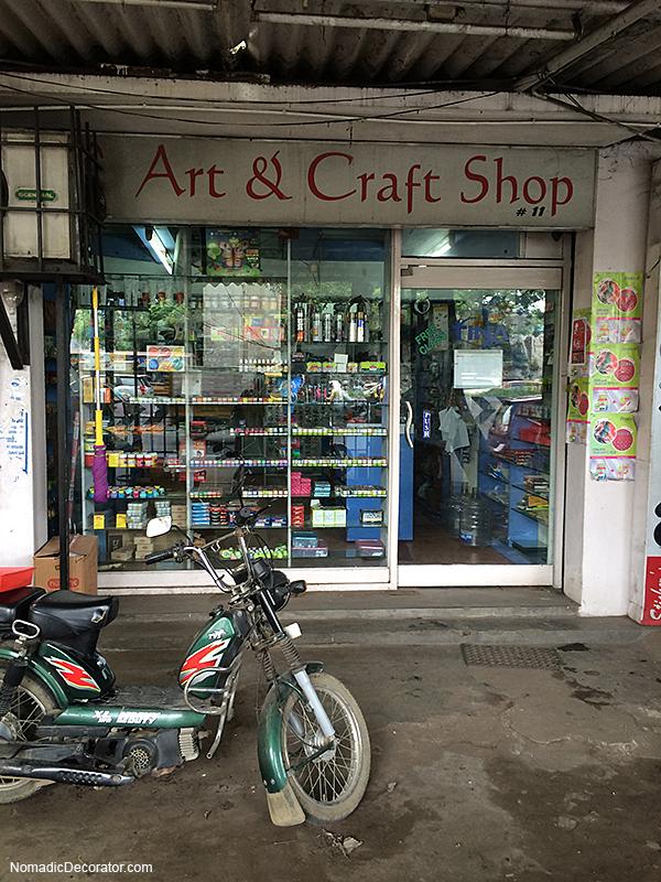 Tina Art and Craft Shop in Chennai