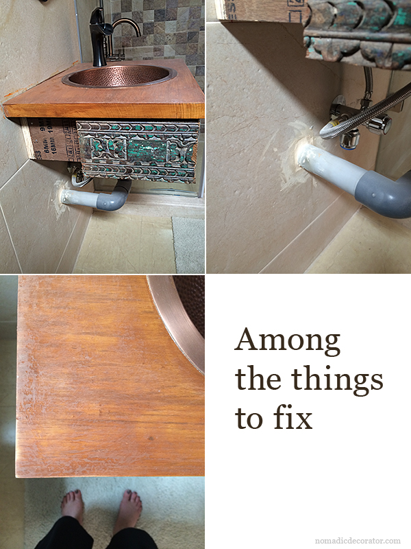 Things to Fix