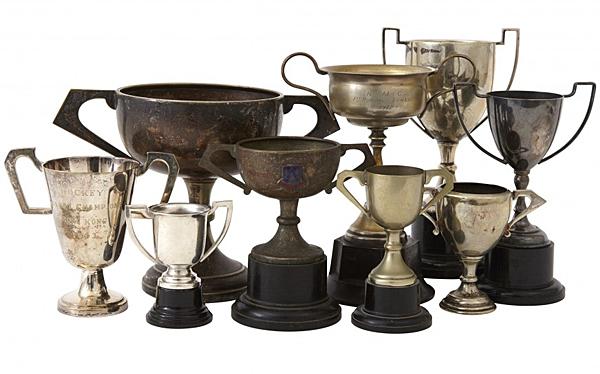 Jayson Home Vintage Trophies