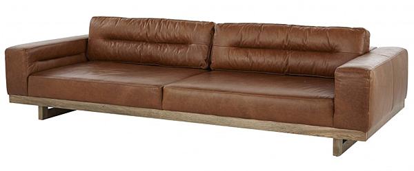 Jayson Home Leather Sofa