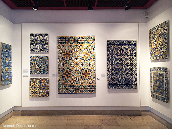 Lisbon National Tile Museum