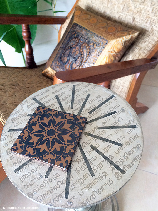 Candlestick Table Top
