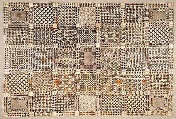 Adinkra Cloth from Smithsonian