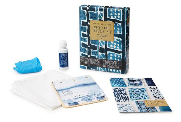 Indigo Textile Dye Kit at Uncommon Goods