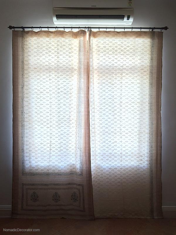 Saree Curtains