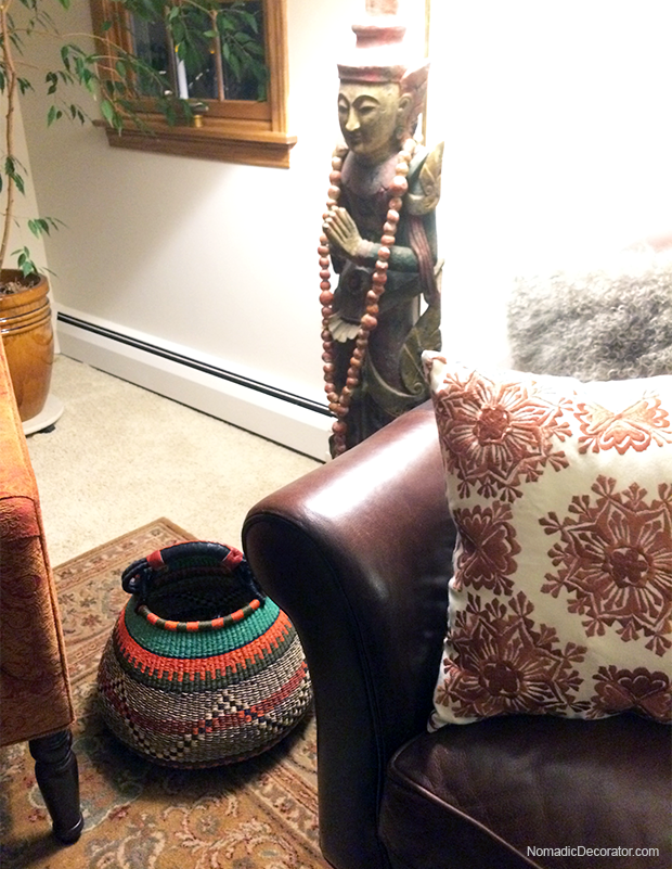 Baba Tree Basket Nomadic Decorator