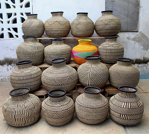 Baba Tree Neutral Color Baskets
