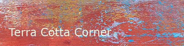 Terra Cotta Wall Corner